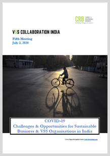 Fifth Meeting Report of VSS Collaboration India, 2 July 2020