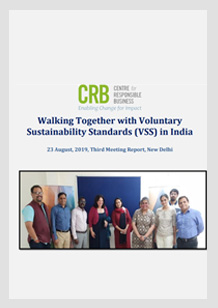 Third Meeting Report of VSS Collaboration India, 23 Aug 2019