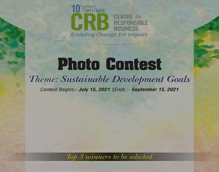 Photo ContestCRB 10th Anniversary Photo Contest: Click here to submit your entry